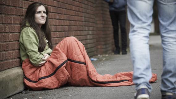 Homeless prevent